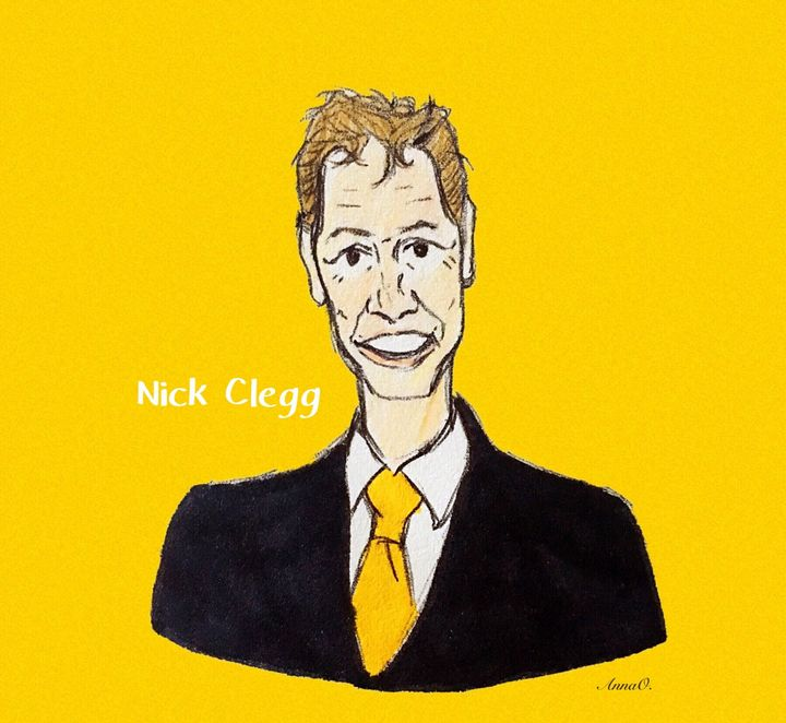 Nick Clegg - Political Pasta