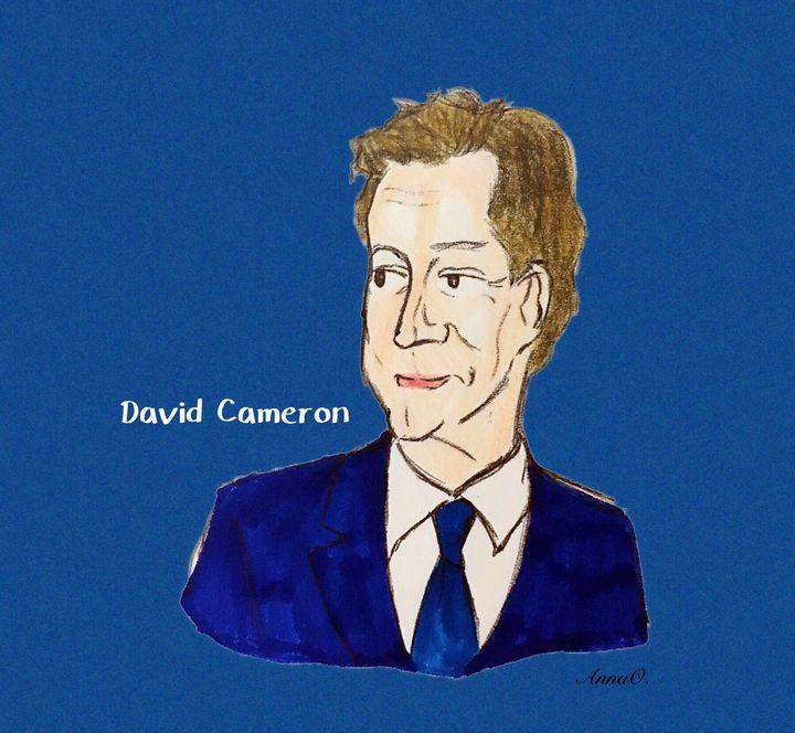 David Cameron - Political Pasta