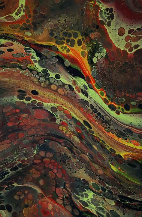 Abstraction - Metamorphosis  001  FC - Zoran Chokullov
