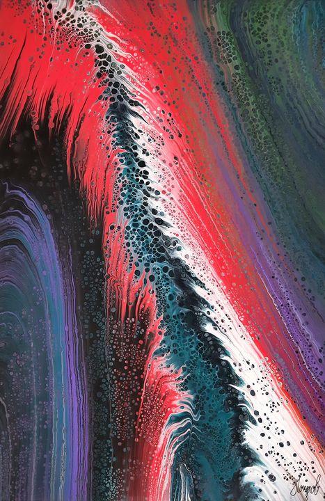 Abstraction - Metamorphosis  114  SL - Zoran Chokullov