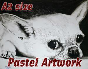 A2 Original Commissioned Artwork