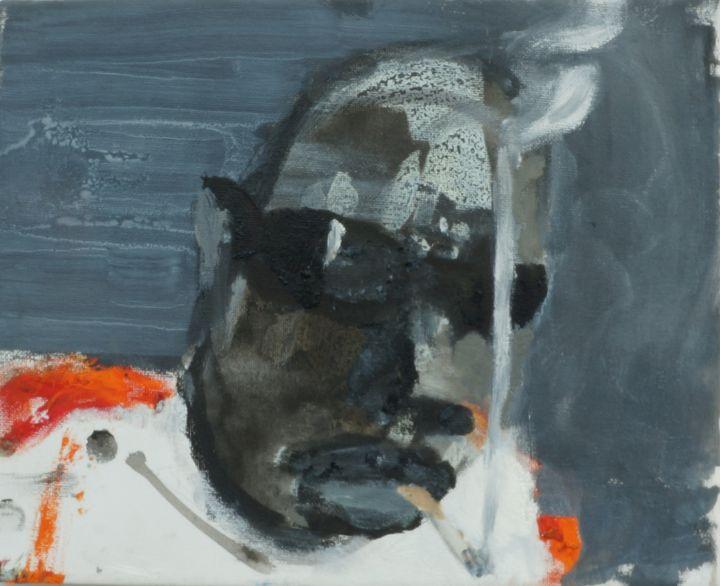 Portrait No. IV - Fictor (Victor Paukstelis)