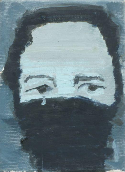 Portrait No. V - Fictor (Victor Paukstelis)