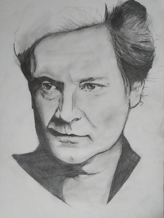 Colin Firth - Bohemian Artist