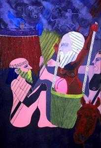 "ARISTOPHANES  ""THE CLOUDS"" - EVGENIOS ANNAS(ZARIFIS))"