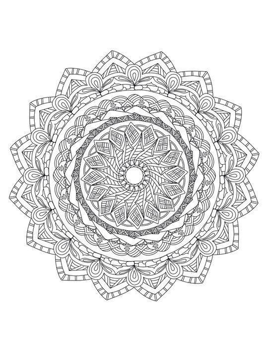 Mandala Trinket - Kathy Sheeran