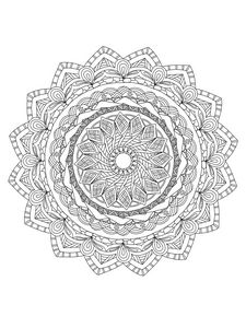 Mandala Trinket