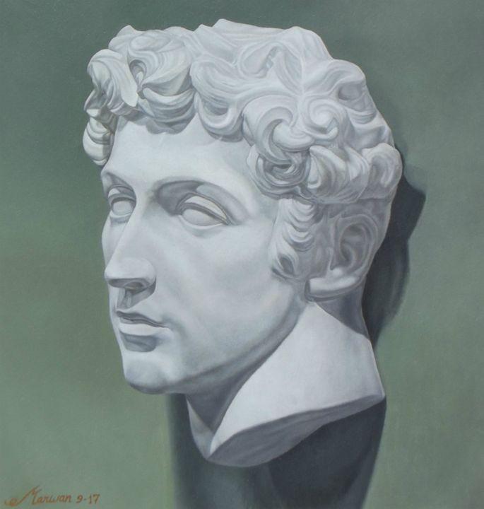Giuliano's Head - Marwan gamal