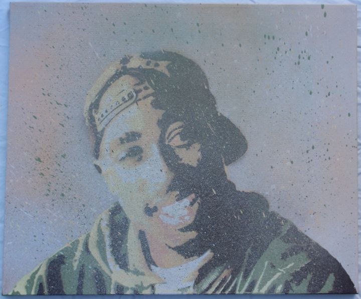 Tupac - KevinIB