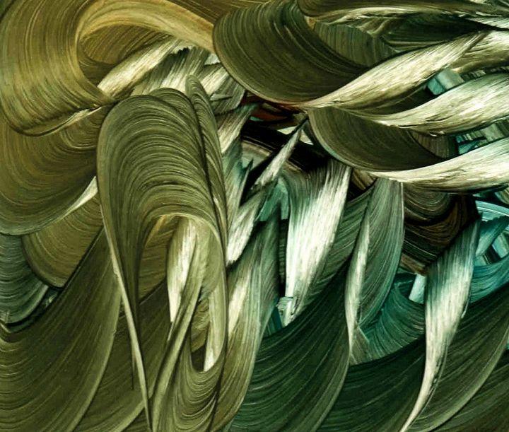 Goddess Of Storms - Art Falaxy