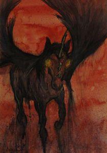 Dark Tricorn