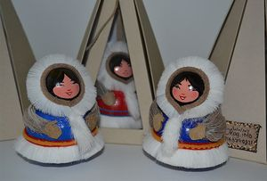 Кукла неваляшка - О.Рогова