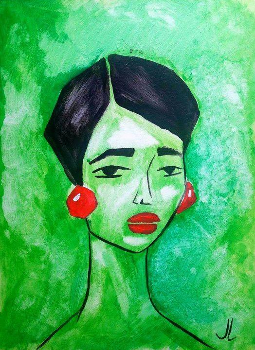 The Green - Julia Lavrinenko