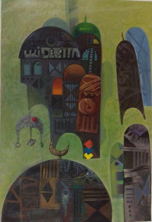 old dream - anwar hamad