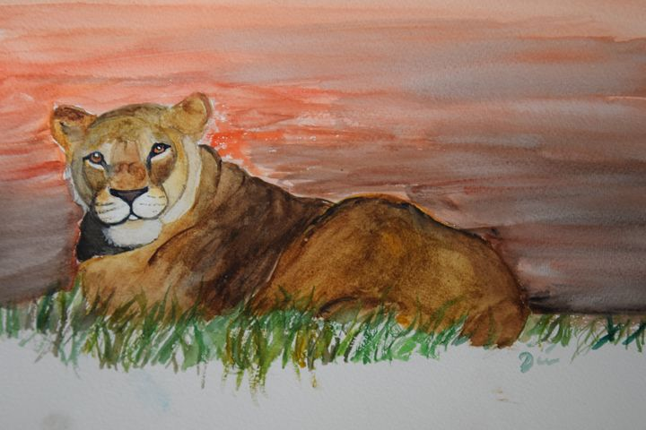 Lioness - DaphnéHJ