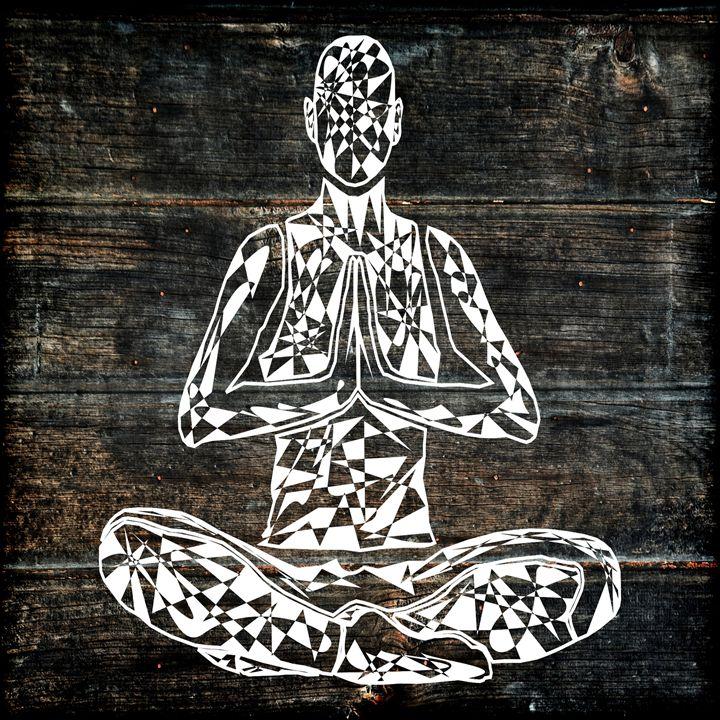 Namaste... (Ivory) - VernGuard Artistry