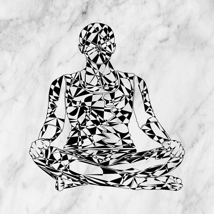 Let It Go 2!! (Black & White) - VernGuard Artistry