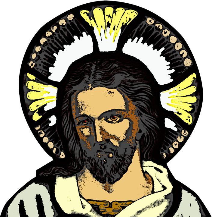 Jesus Revamp - ArtBySmilez