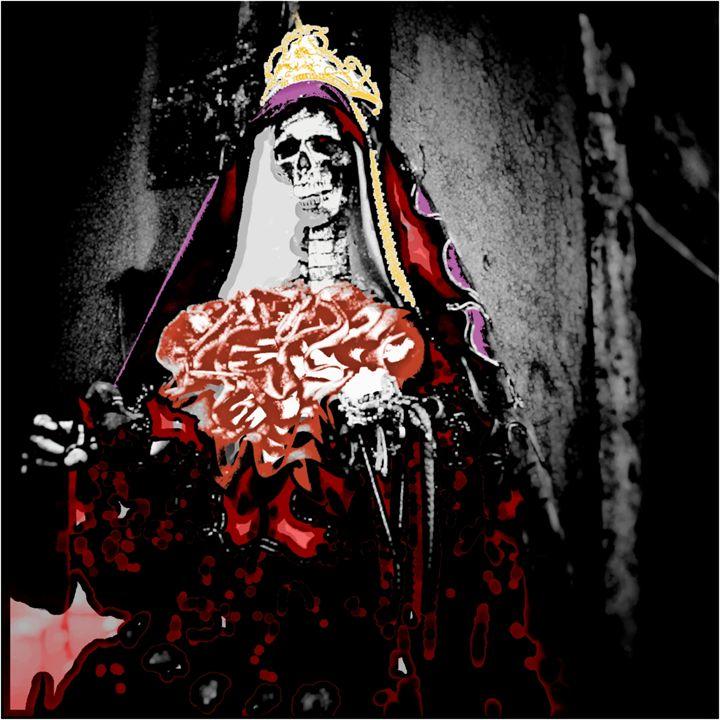 Santa Muerte - ArtBySmilez