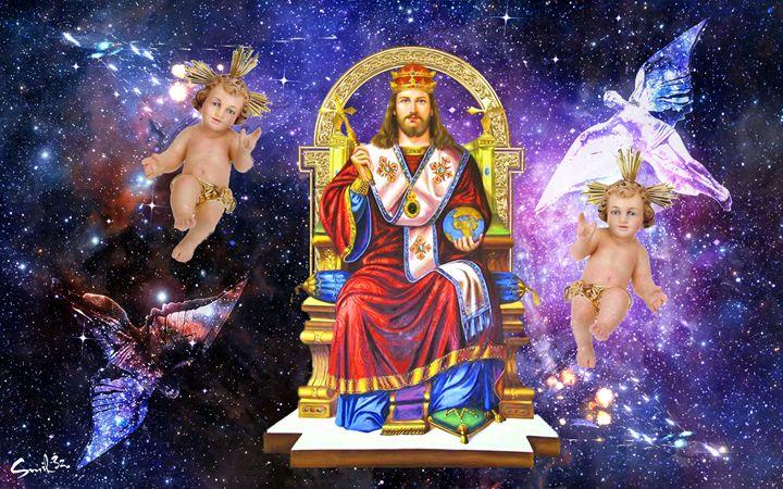 Savior of the Universe - ArtBySmilez
