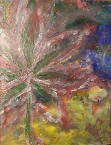 Smokey marijuana - Art with Heart