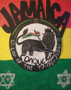 Lion of Judah - Art with Heart