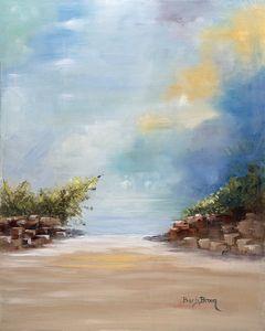 Seascape Serenity
