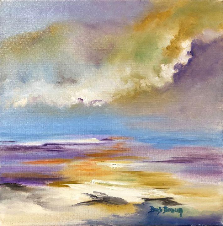 Beautiful World - Barb Brown Fine Art