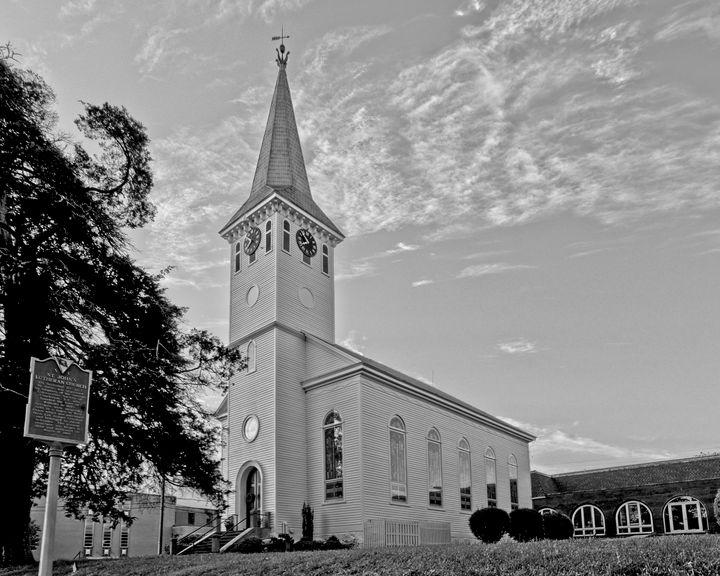 St. John's Lutheran Church - H Wesley Phillips