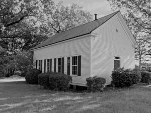 Old Welcome Baptist Church