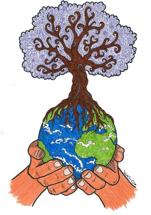Tree of Life - KADoodles