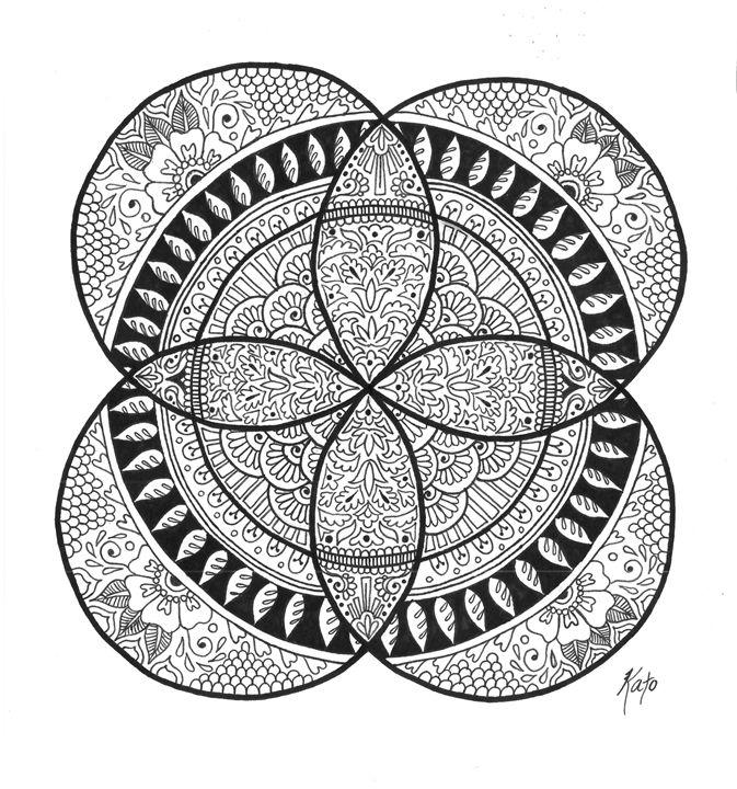 Ven Diagram - KADoodles