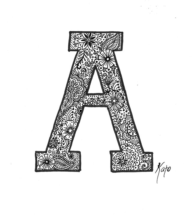 A doodle - KADoodles