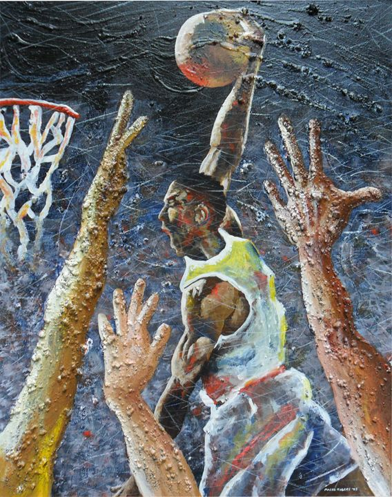 Against the Odds - Maceo Rogers - Art