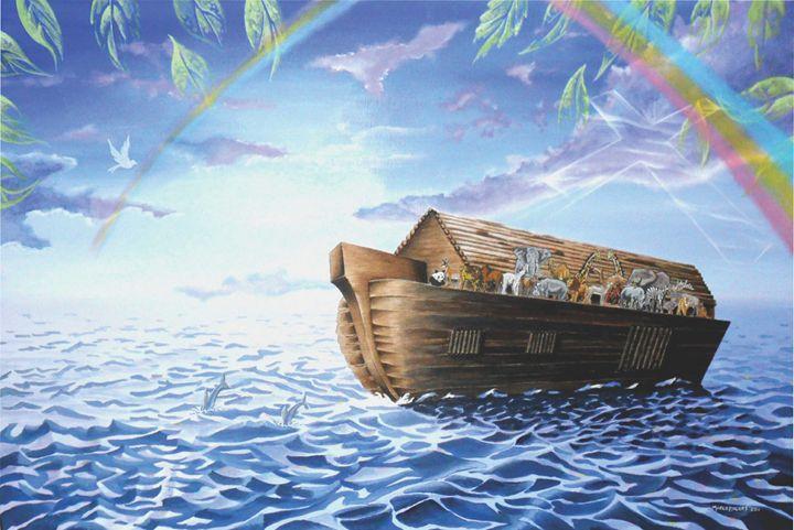 Noah's Ark - Maceo Rogers - Art