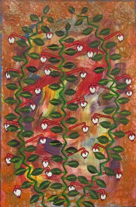 Floral Vision - Chris Butler