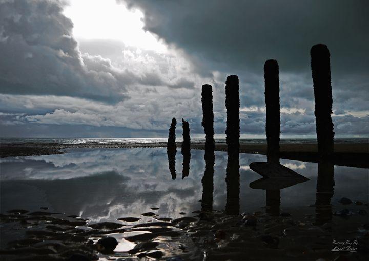Dark & Light - Lionel Fraser, Pictures of Eastbourne, England