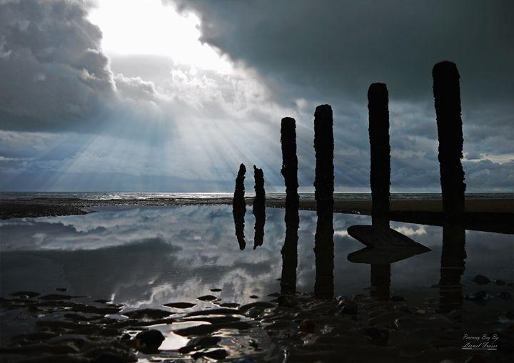 Shafts of Light - Lionel Fraser, Pictures of Eastbourne, England
