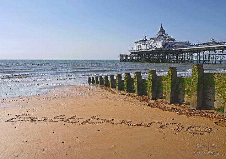 Eastbourne Pier Seaside Beach - Lionel Fraser, Pictures of Eastbourne, England