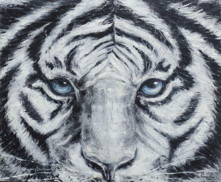 tiger - Ia saralidze