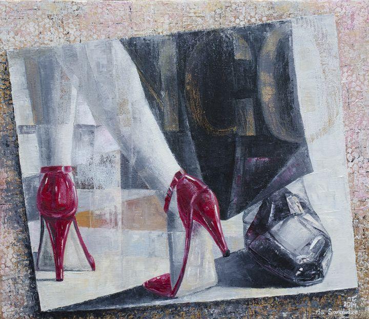 Tango for two - Ia saralidze