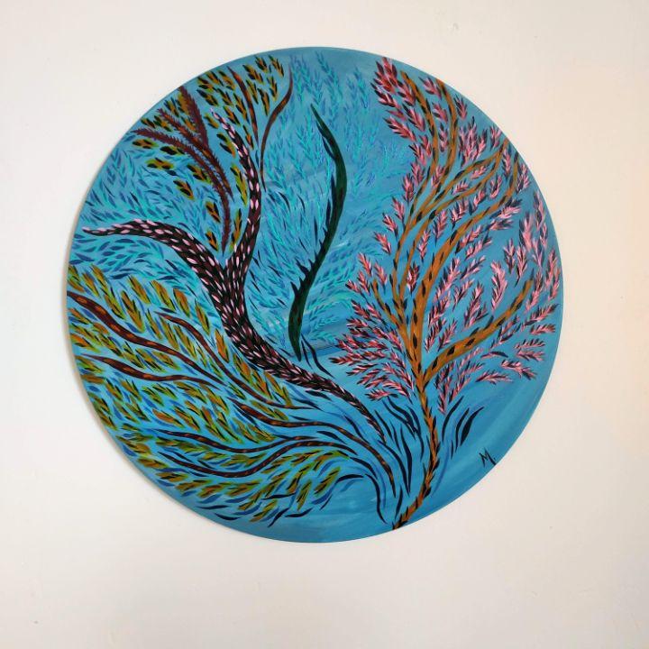 Feeling winds - Magda Hoibian Artiste