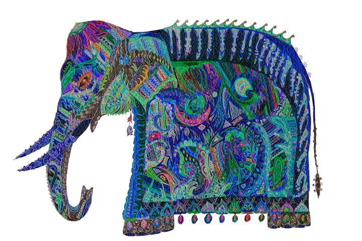 Elephant - Indu Gamage