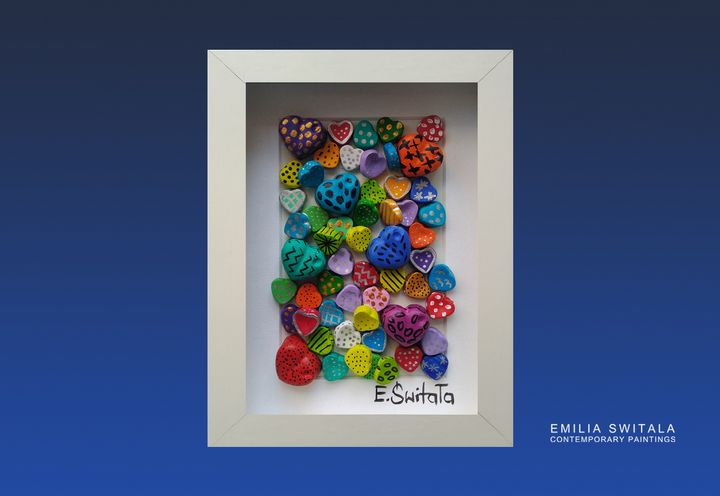 Purchase similar to this sculpture - Emilia Switala Contemporary Paintings