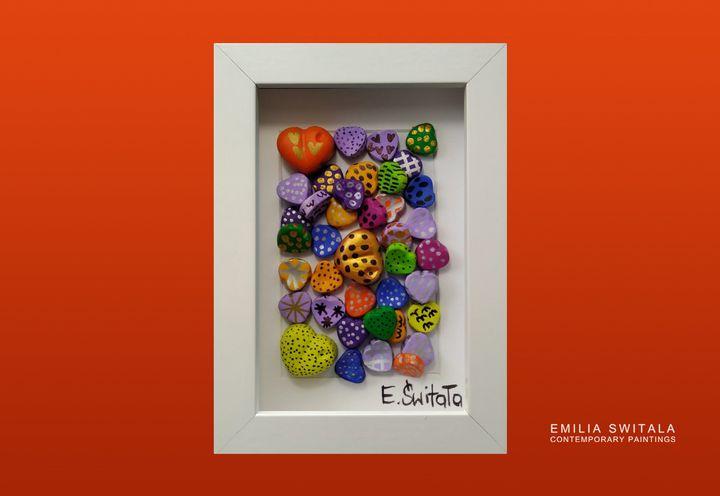 order similar to this sculpture - Emilia Switala Contemporary Paintings