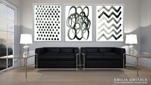 Extra Large 3 giclee Art Prints