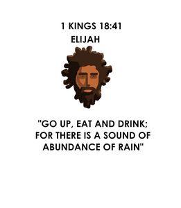 Elijah's quote