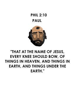 Paul's Quote