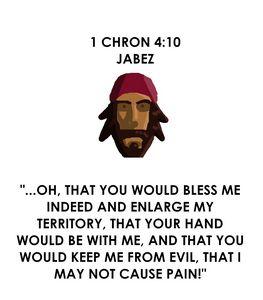 Jabez's quote