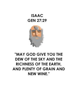 Isaac's Quote
